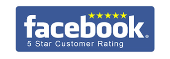 Facebook 5 Star Rating